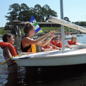 Teaching Sailing